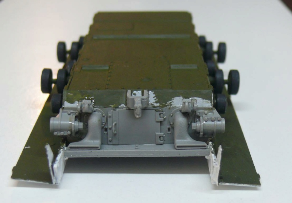 Sherman M4A3 (E8) HVSS de Rye Fields Model au 1/35 avec intérieur complet détaillé Sherm282
