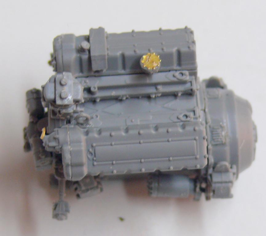 Sherman M4A3 (E8) HVSS de Rye Fields Model au 1/35 avec intérieur complet détaillé Sherm309