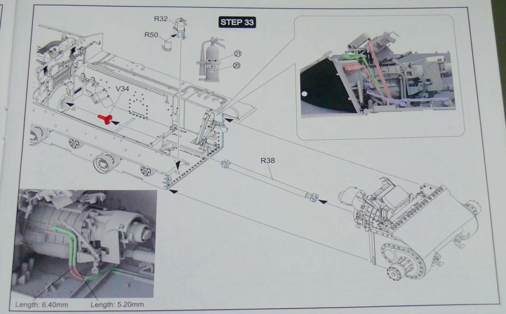 Sherman M4A3 (E8) HVSS de Rye Fields Model au 1/35 avec intérieur complet détaillé - Page 2 Sherm373