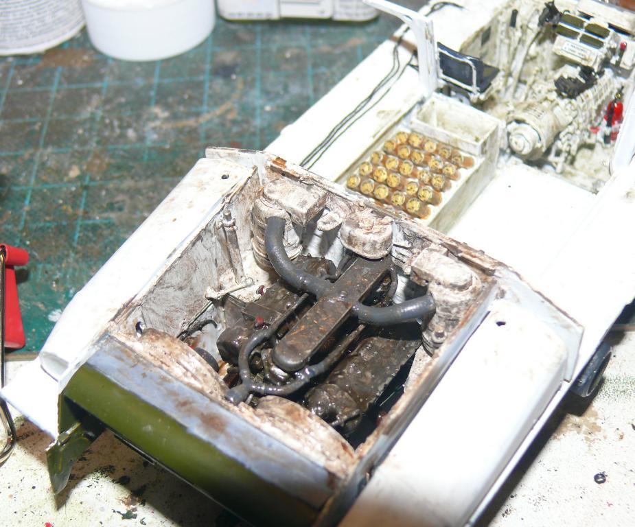 Sherman M4A3 (E8) HVSS de Rye Fields Model au 1/35 avec intérieur complet détaillé - Page 2 Sherm399