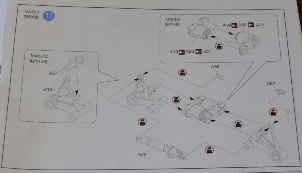 Sherman M4A3 (E8) HVSS de Rye Fields Model au 1/35 avec intérieur complet détaillé - Page 2 Sherm409