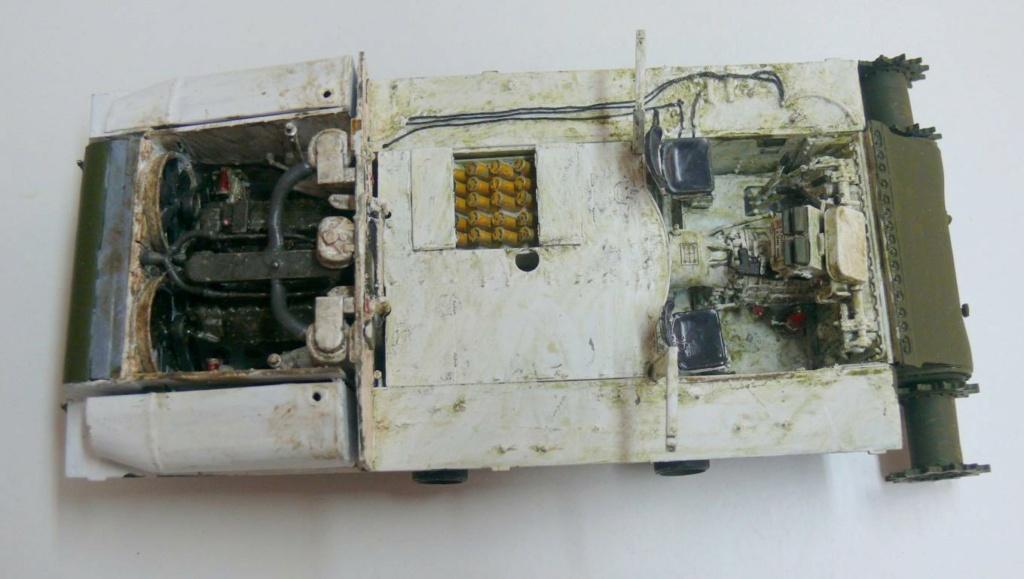 Sherman M4A3 (E8) HVSS de Rye Fields Model au 1/35 avec intérieur complet détaillé - Page 2 Sherm421