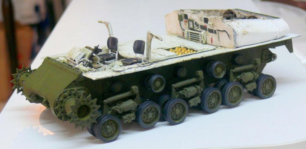 Sherman M4A3 (E8) HVSS de Rye Fields Model au 1/35 avec intérieur complet détaillé - Page 2 Sherm424