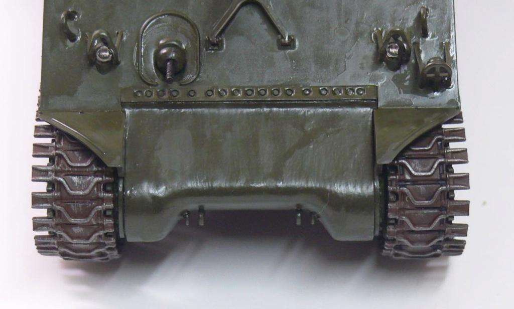 Sherman M4A3 d'e Tamiya au 1/35 + adaptation de Solution Box MIG Sherma94