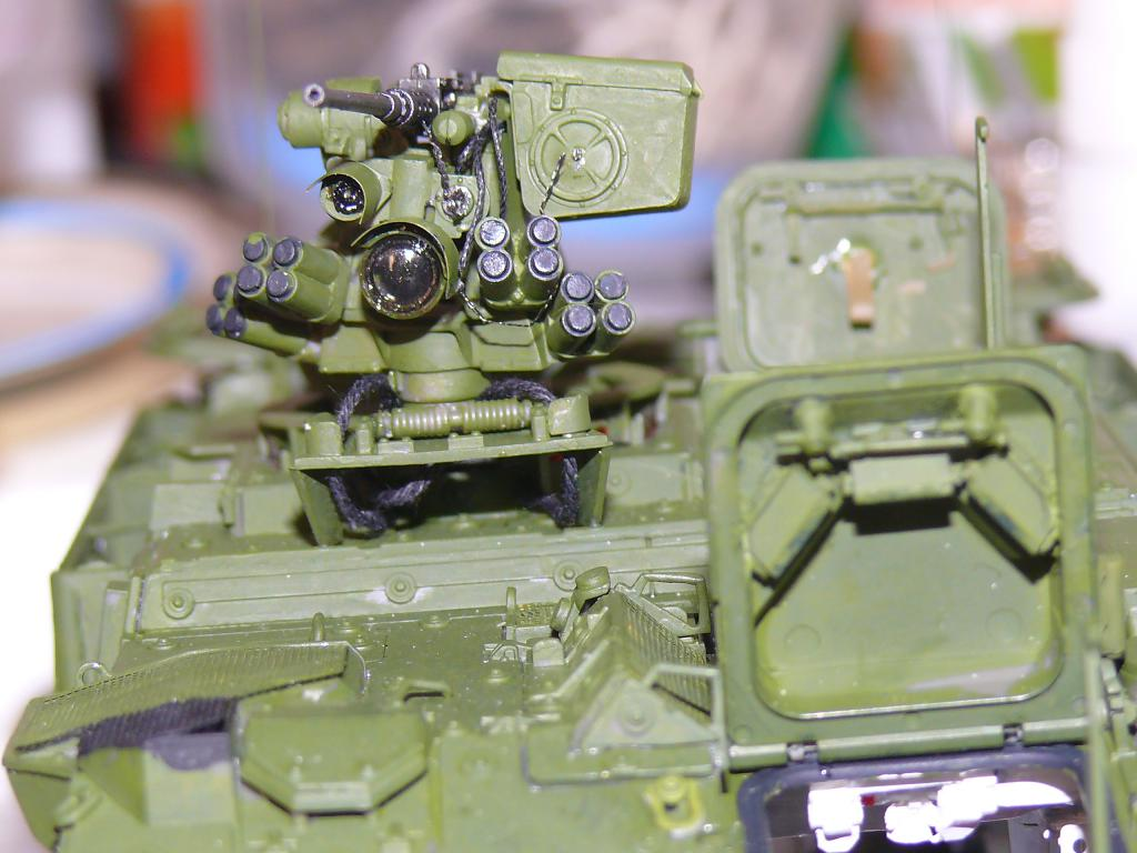 Stryker M1126 de AFV Club et détaillage intérieur Black Dog au 1/35 Stryk113