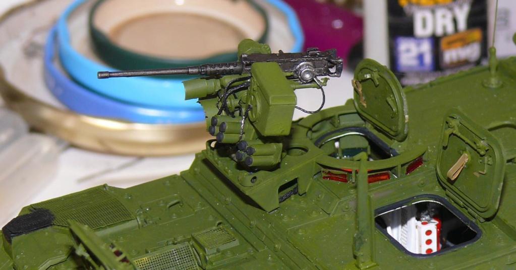 Stryker M1126 de AFV Club et détaillage intérieur Black Dog au 1/35 Stryk119