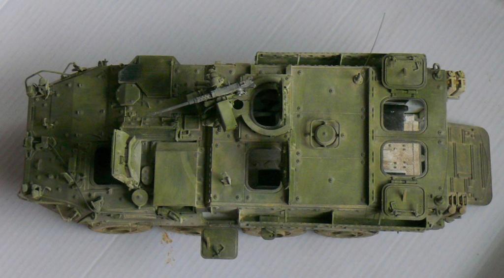 Stryker M1126 de AFV Club et détaillage intérieur Black Dog au 1/35 - Page 2 Stryk192