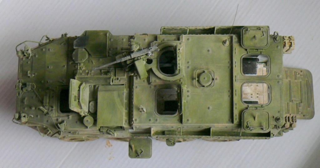 Stryker M1126 de AFV Club et détaillage intérieur Black Dog au 1/35 - Page 2 Stryk193