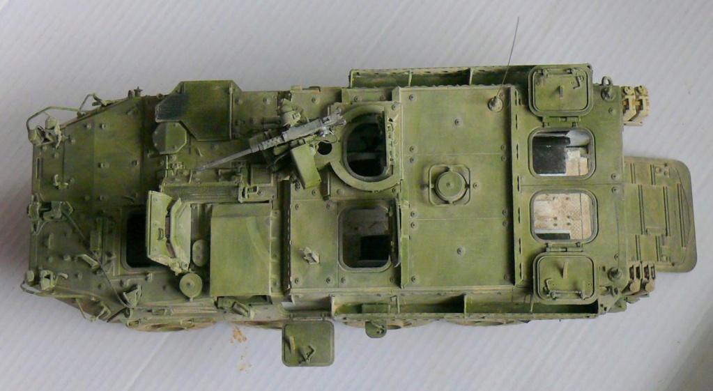 Stryker M1126 de AFV Club et détaillage intérieur Black Dog au 1/35 - Page 2 Stryk194