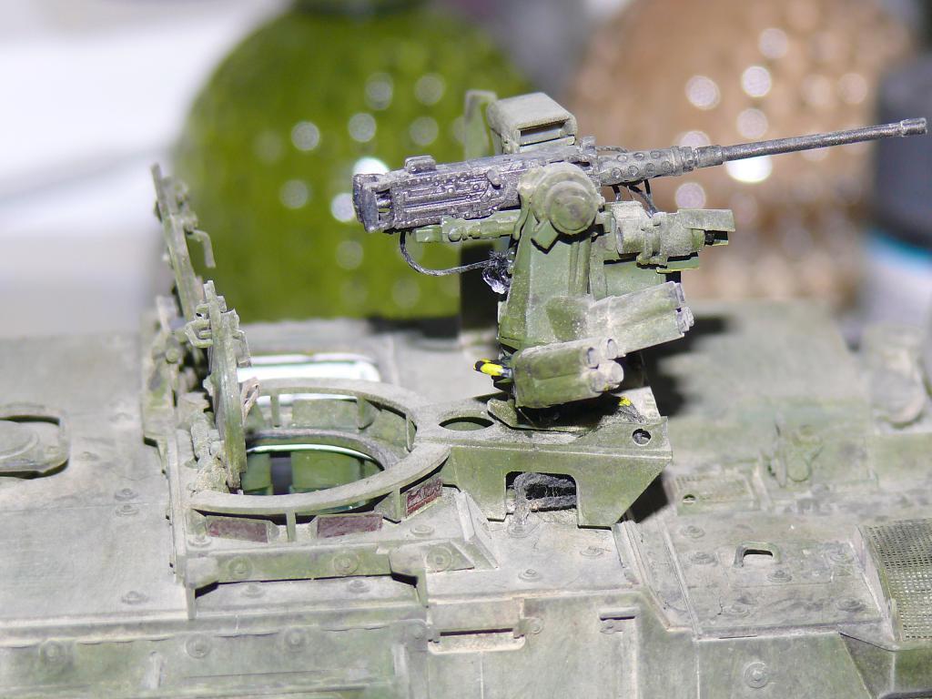 Stryker M1126 de AFV Club et détaillage intérieur Black Dog au 1/35 - Page 2 Stryk196