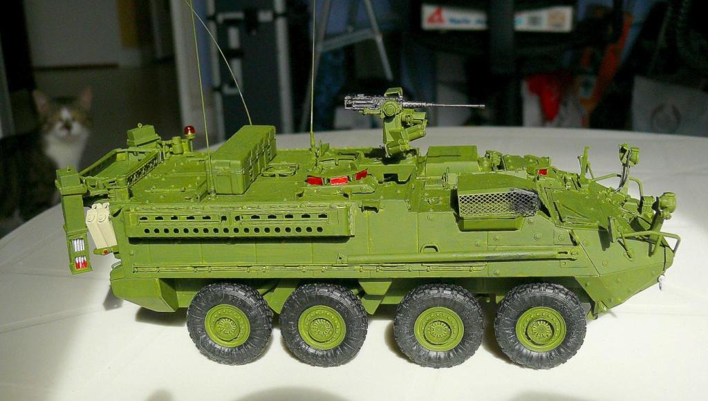 Stryker M1132 ESV de Trumpeter au 1/35 Stryk210