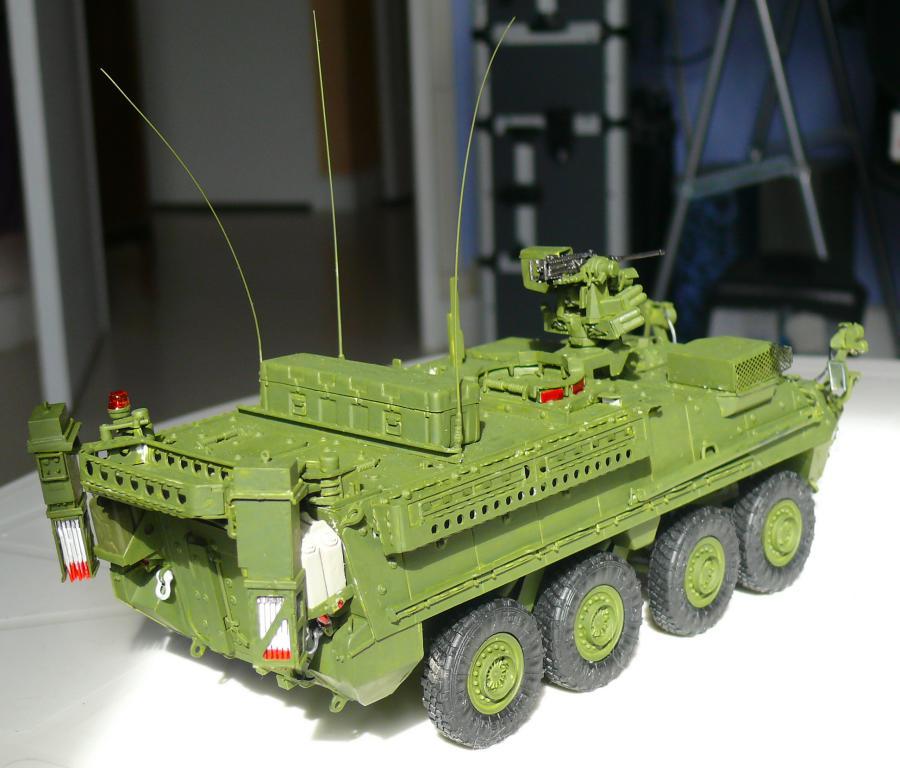 Stryker M1132 ESV de Trumpeter au 1/35 Stryk221
