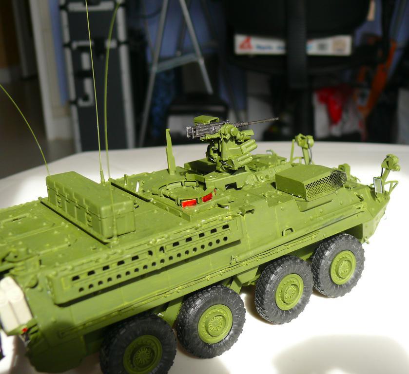 Stryker M1132 ESV de Trumpeter au 1/35 Stryk222