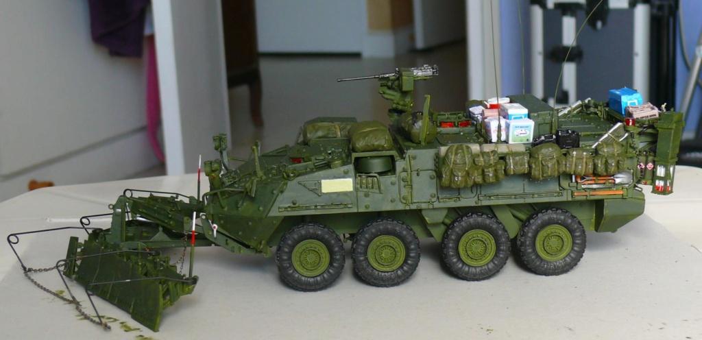 Stryker M1132 ESV de Trumpeter au 1/35 Stryk230