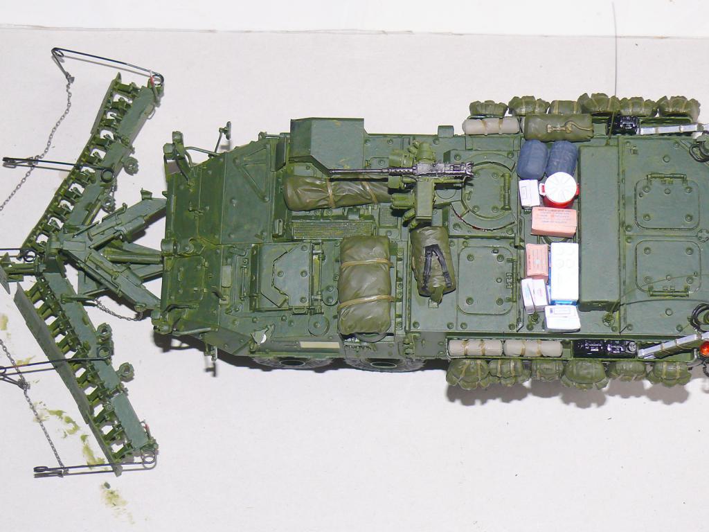 Stryker M1132 ESV de Trumpeter au 1/35 Stryk242