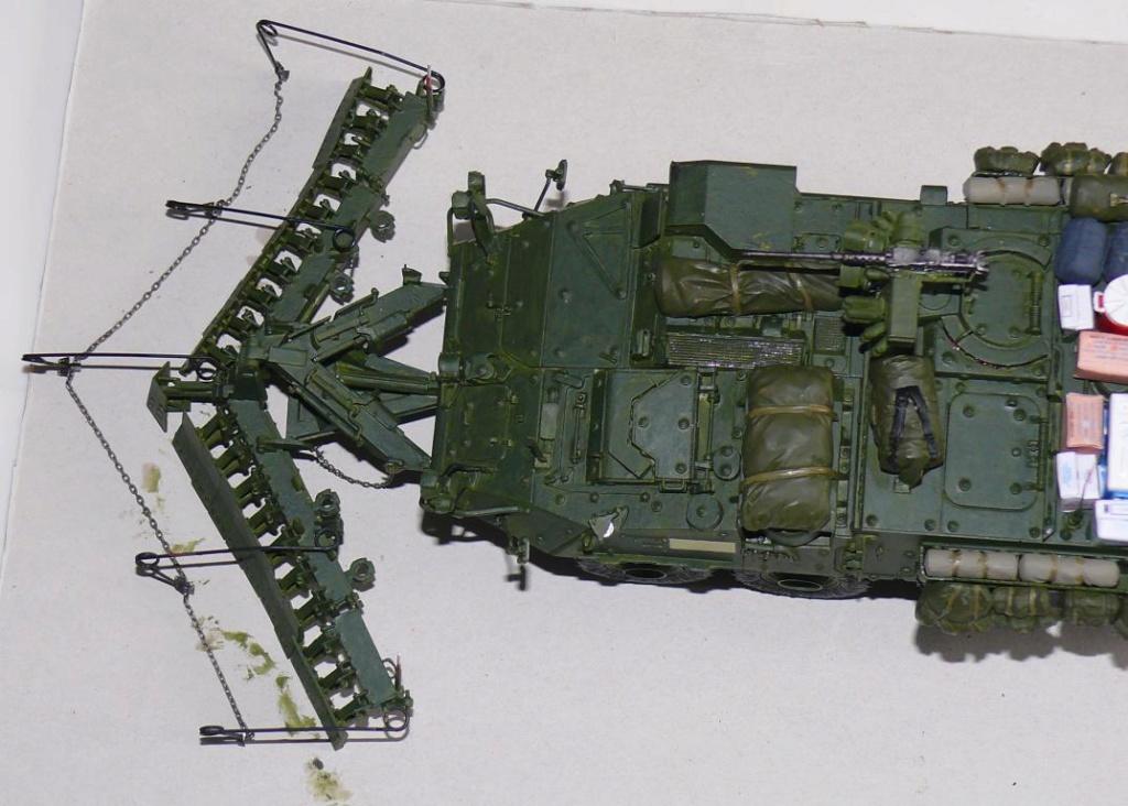 Stryker M1132 ESV de Trumpeter au 1/35 Stryk243