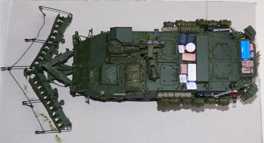 Stryker M1132 ESV de Trumpeter au 1/35 Stryk244