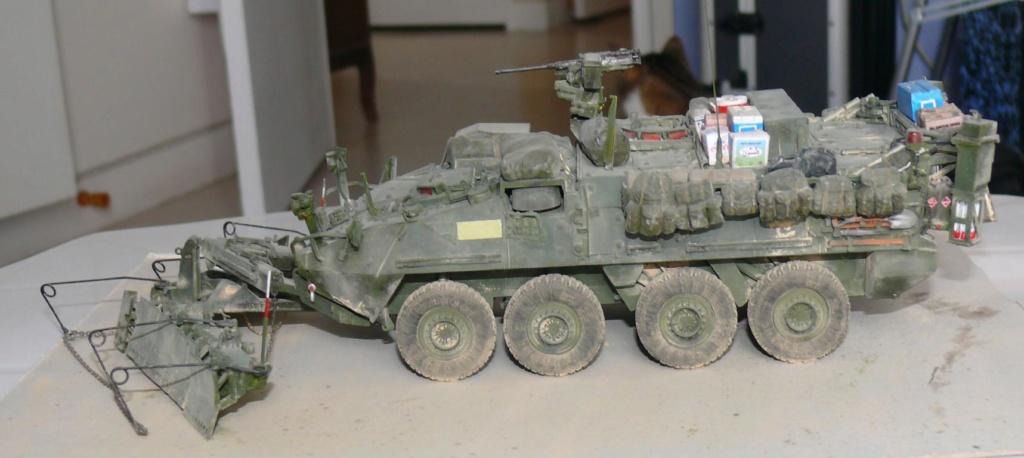 Stryker M1132 ESV de Trumpeter au 1/35 Stryk260
