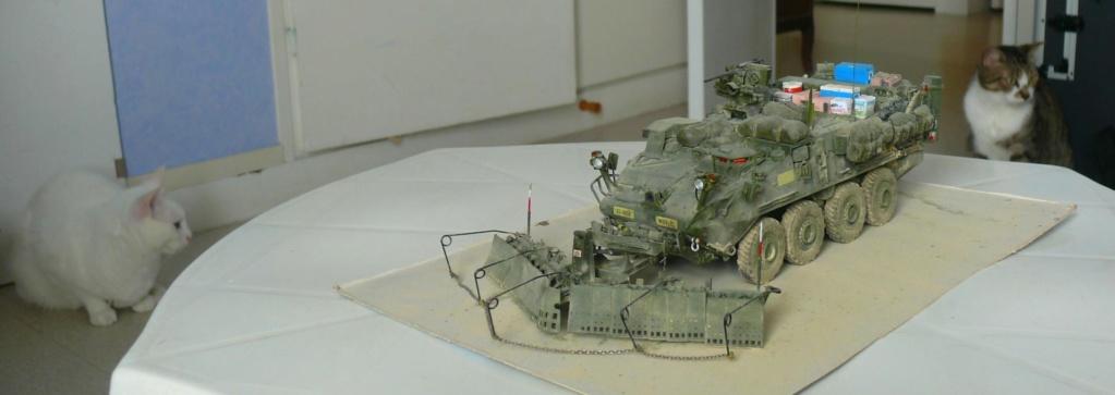 Stryker M1132 ESV de Trumpeter au 1/35 Stryk261
