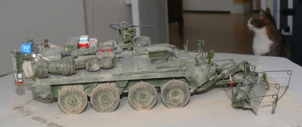 Stryker M1132 ESV de Trumpeter au 1/35 Stryk271