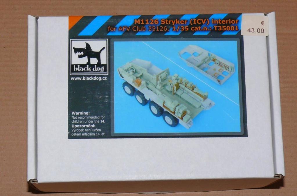 Stryker M1126 de AFV Club et détaillage intérieur Black Dog au 1/35 - Page 2 Stryke10