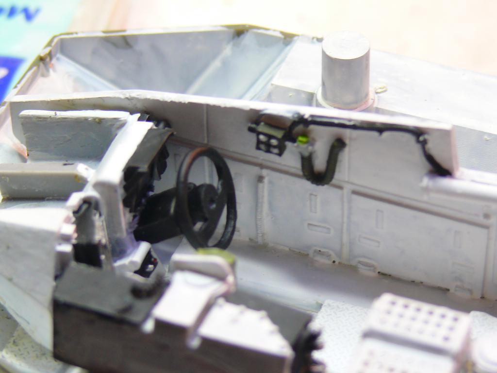Stryker M1126 de AFV Club et détaillage intérieur Black Dog au 1/35 Stryke20