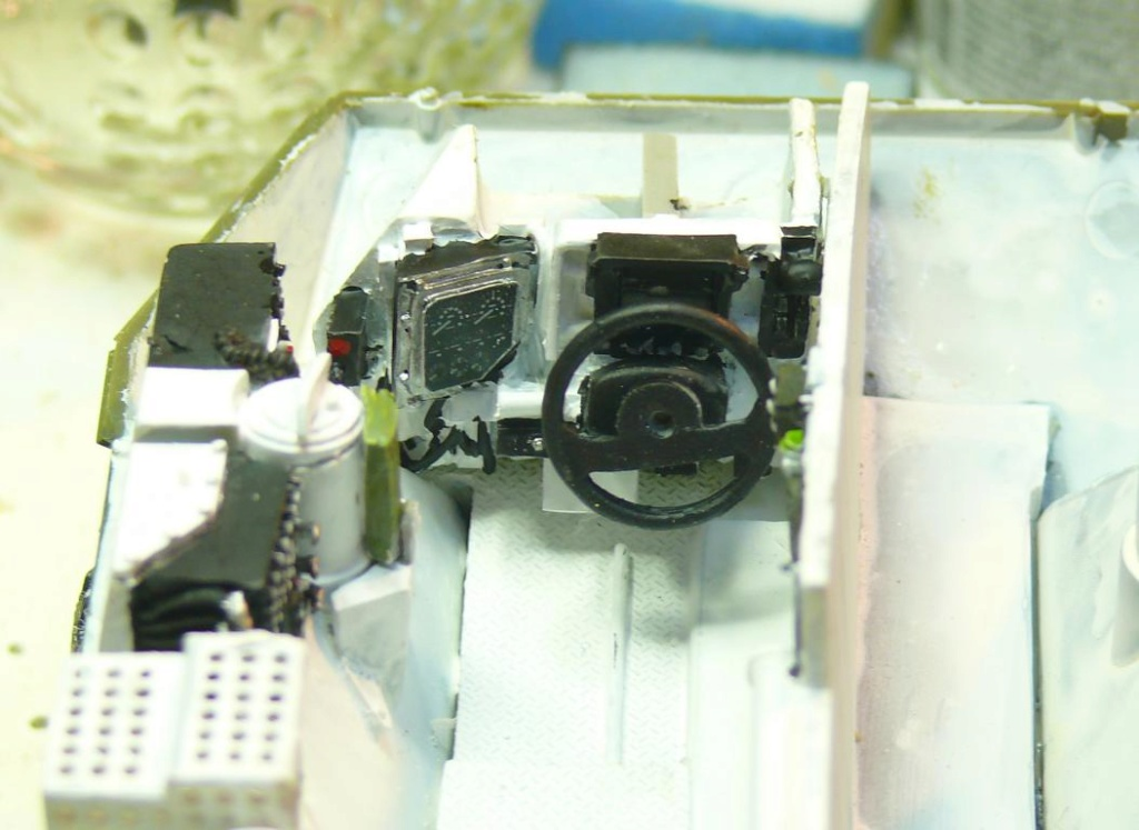 Stryker M1126 de AFV Club et détaillage intérieur Black Dog au 1/35 Stryke22