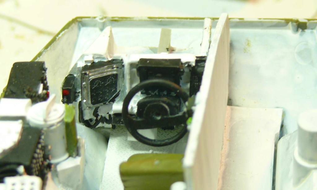 Stryker M1126 de AFV Club et détaillage intérieur Black Dog au 1/35 Stryke31