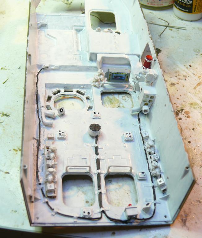 Stryker M1126 de AFV Club et détaillage intérieur Black Dog au 1/35 Stryke49