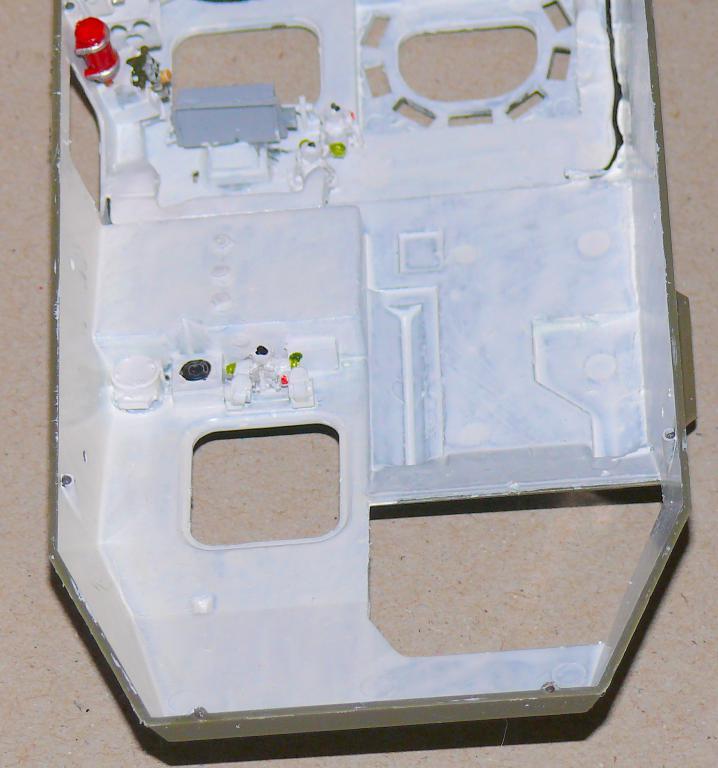 Stryker M1126 de AFV Club et détaillage intérieur Black Dog au 1/35 Stryke57