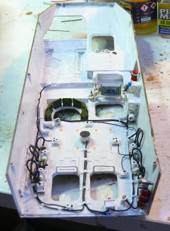 Stryker M1126 de AFV Club et détaillage intérieur Black Dog au 1/35 Stryke62