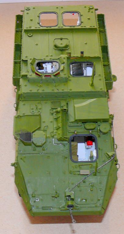 Stryker M1126 de AFV Club et détaillage intérieur Black Dog au 1/35 Stryke76