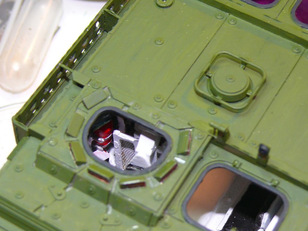 Stryker M1126 de AFV Club et détaillage intérieur Black Dog au 1/35 Stryke79