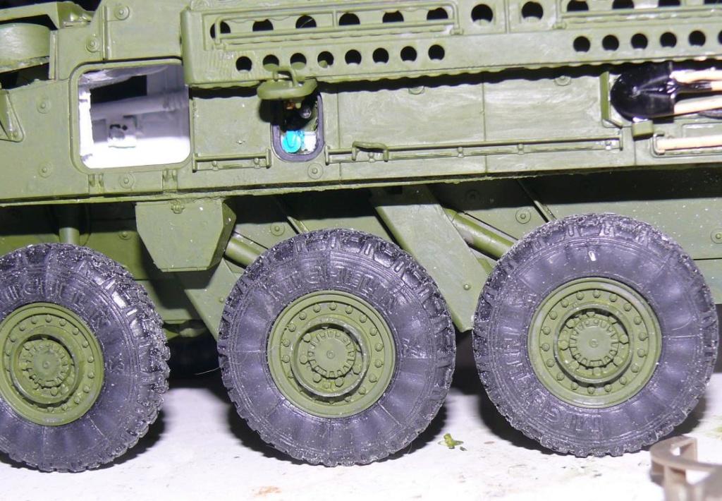 Stryker M1126 de AFV Club et détaillage intérieur Black Dog au 1/35 Stryke86