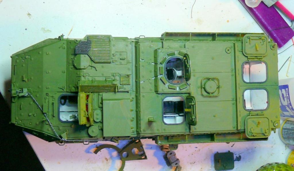 Stryker M1126 de AFV Club et détaillage intérieur Black Dog au 1/35 Stryke95