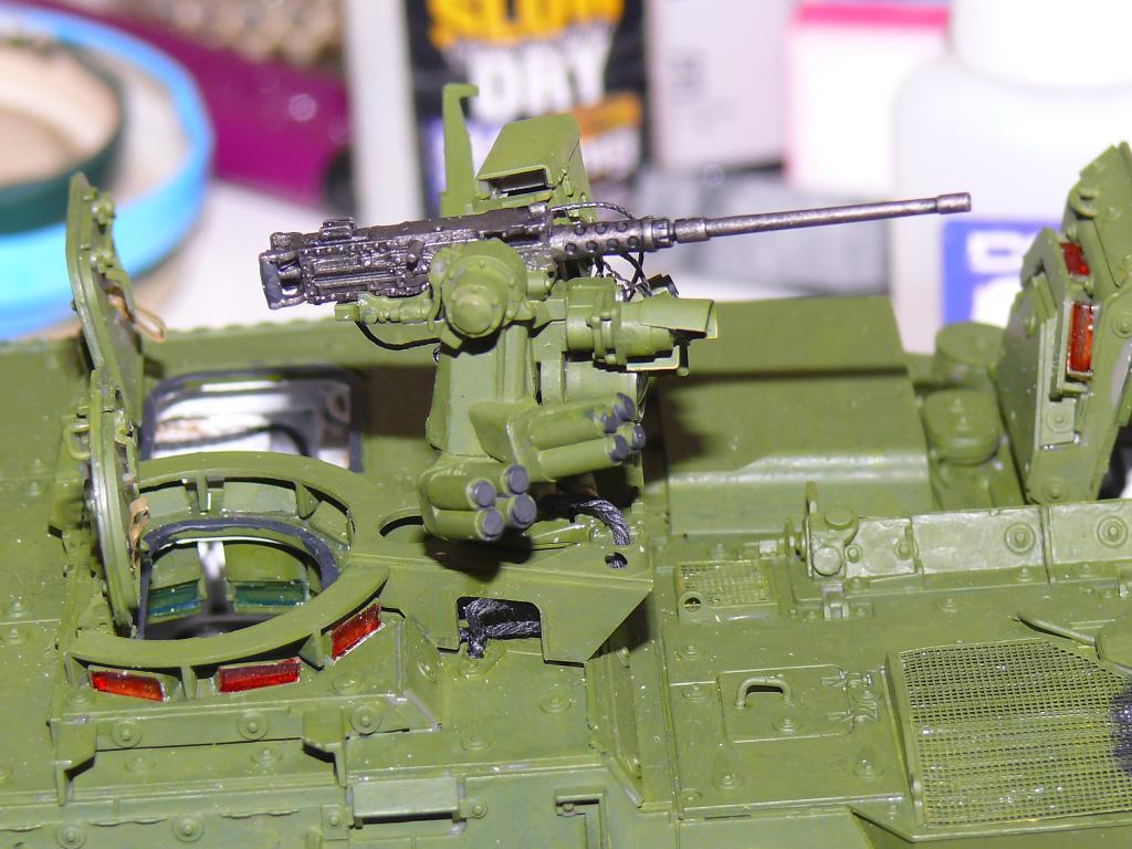 Stryker M1126 de AFV Club et détaillage intérieur Black Dog au 1/35 Stryke99
