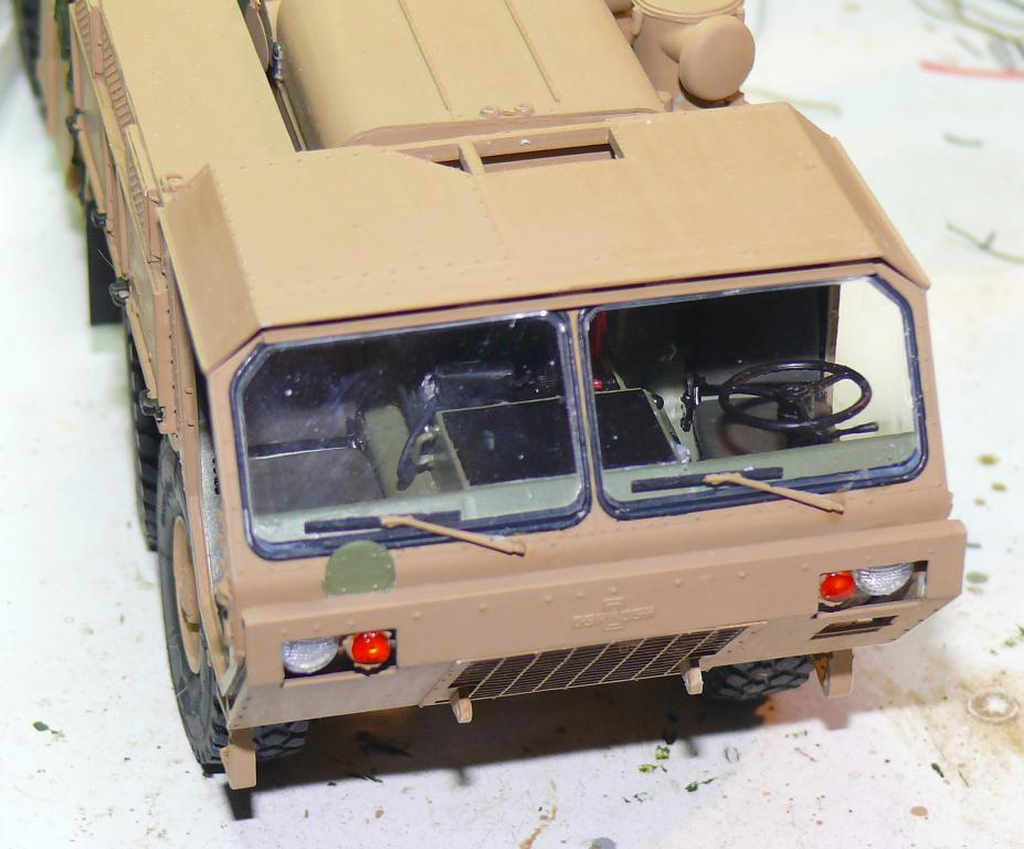 THAAD (Terminal High Altitude Arera Defense) de Trumpeter au 1/35 Thaad123
