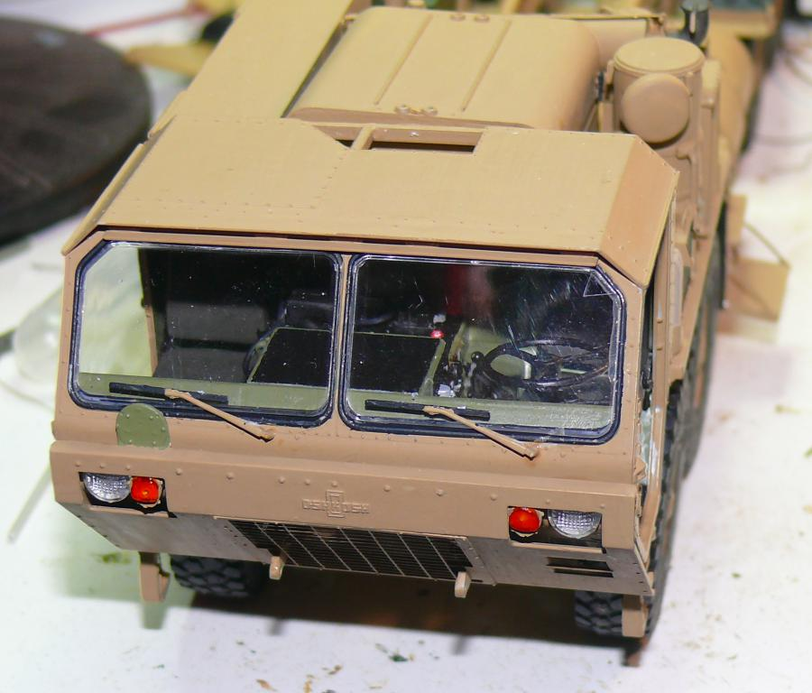 THAAD (Terminal High Altitude Arera Defense) de Trumpeter au 1/35 Thaad126