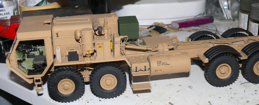 THAAD (Terminal High Altitude Arera Defense) de Trumpeter au 1/35 - Page 2 Thaad133