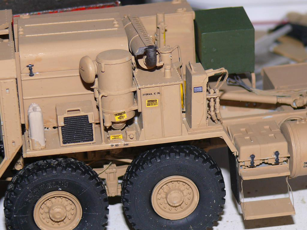 THAAD (Terminal High Altitude Arera Defense) de Trumpeter au 1/35 - Page 2 Thaad134