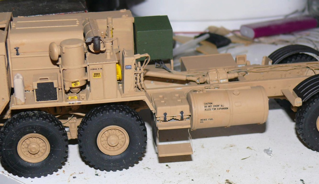 THAAD (Terminal High Altitude Arera Defense) de Trumpeter au 1/35 - Page 2 Thaad135