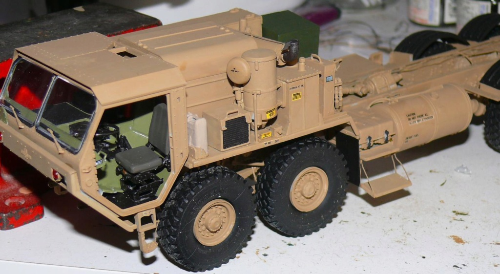 THAAD (Terminal High Altitude Arera Defense) de Trumpeter au 1/35 - Page 2 Thaad137