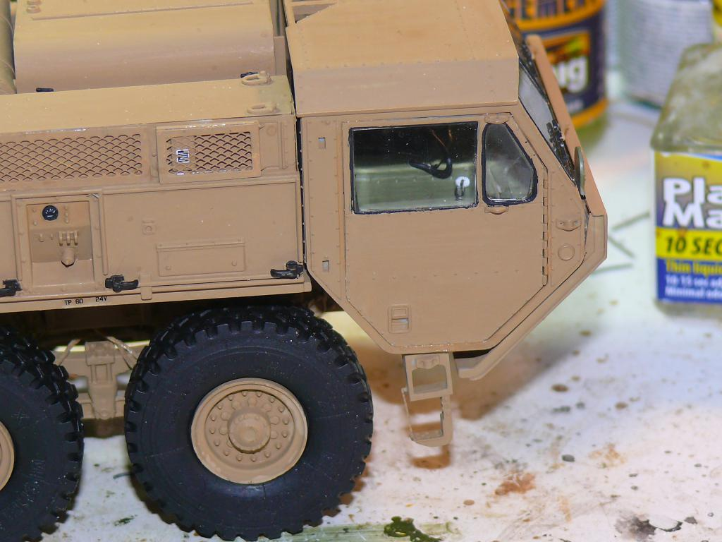 THAAD (Terminal High Altitude Arera Defense) de Trumpeter au 1/35 - Page 2 Thaad142