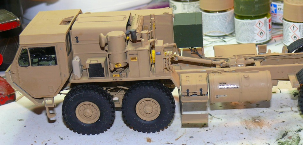 THAAD (Terminal High Altitude Arera Defense) de Trumpeter au 1/35 - Page 2 Thaad143