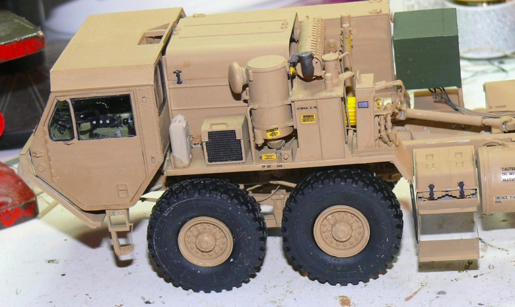 THAAD (Terminal High Altitude Arera Defense) de Trumpeter au 1/35 - Page 2 Thaad147