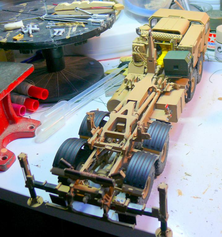 THAAD (Terminal High Altitude Arera Defense) de Trumpeter au 1/35 - Page 2 Thaad151