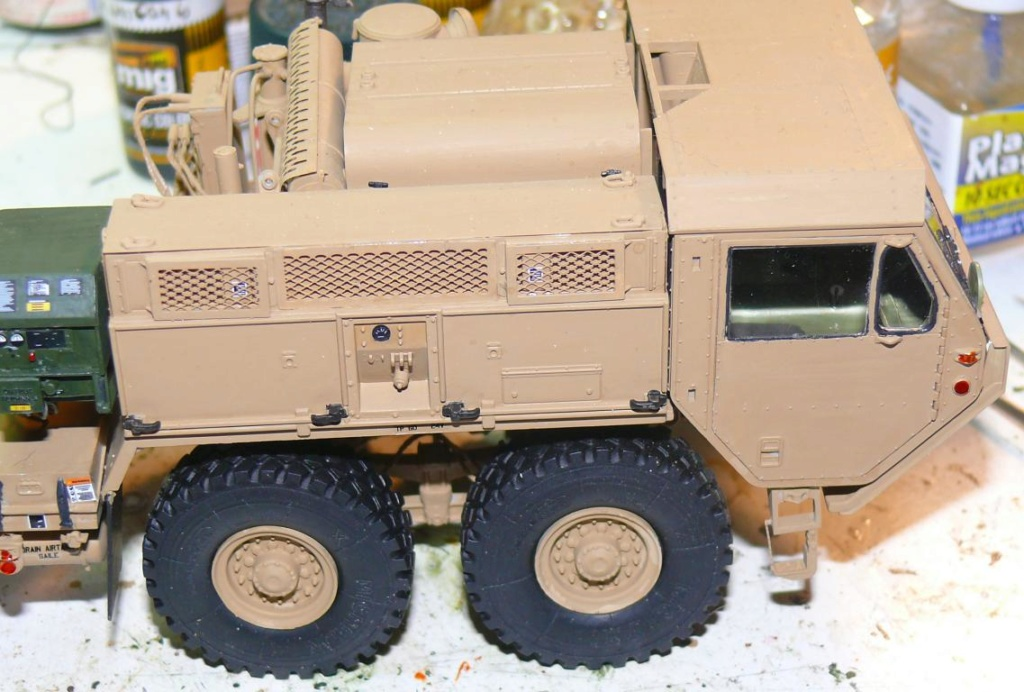 THAAD (Terminal High Altitude Arera Defense) de Trumpeter au 1/35 - Page 2 Thaad154