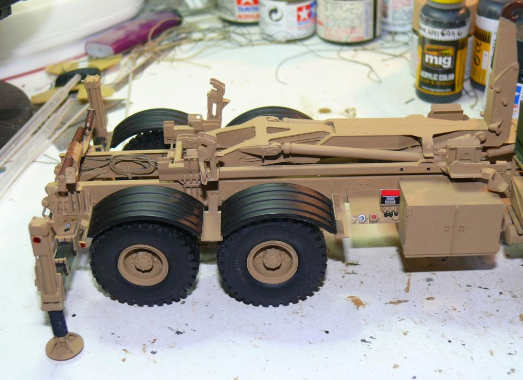 THAAD (Terminal High Altitude Arera Defense) de Trumpeter au 1/35 - Page 2 Thaad156