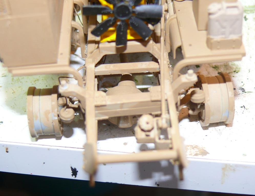 THAAD (Terminal High Altitude Arera Defense) de Trumpeter au 1/35 Thaad_75