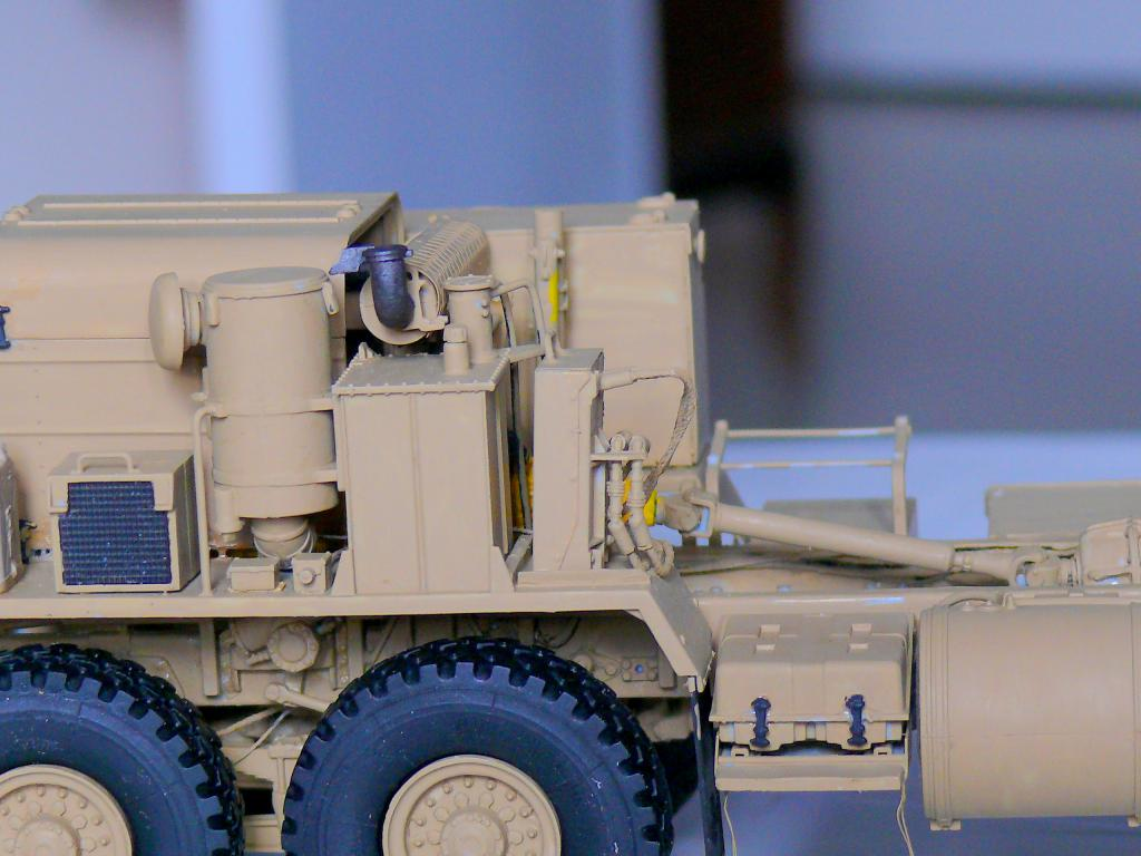 THAAD (Terminal High Altitude Arera Defense) de Trumpeter au 1/35 Thaad_91